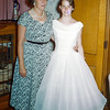 Aunt Muriel & Nancy - 1957