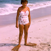 Boni in flippers - Lavallette - 1956