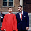 Robert's Confirmation with Uncle Will - May 12, 1956