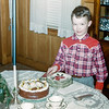 Greg's 8th birthday - March 23, 1956