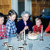 Nana's 67th Birthday - May 17, 1956