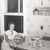 Mom in Hackensack's kitchen