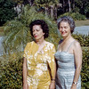 Sarasota - Peggy & Mom - 1962
