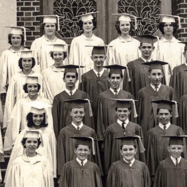OLQP Graduation Class - 1962