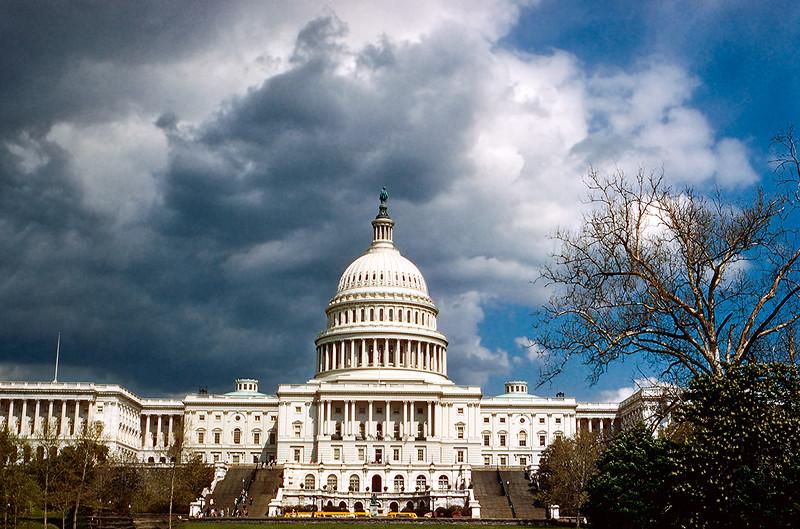 Capitol Building - Washington D.C. - 1961