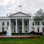The White House - Washington D.C. - 1961