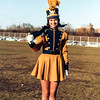 Boni in Color Guard uniform - December 1962