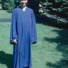 Greg's graduation from OLQP - June 1962