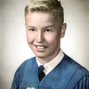 Barry's graduation from OLQP - June 1966