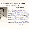 Barry's Hackensack High ID - 1969