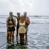 Robert, Carol, Barry, Mom & Dad - Ortley Beach - 1971