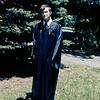 Greg's graduation from Fairleigh Dickenson - May 13, 1971