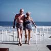 Dad & Mom - Ortley Beach - 1971