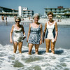 Mom with Aunt Ruth & Vivian - Ortley Beach - 1971