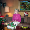 Christmas 1989 - Aunt Ruth