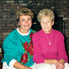 Christmas 1989 - Boni & Aunt Ruth