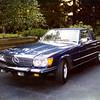 Mercedes first roadster - 1977 Mercedes Benz 450 SL