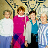 Aunt Ruth, Boni, Aunt Maureen & Mom - March 1990