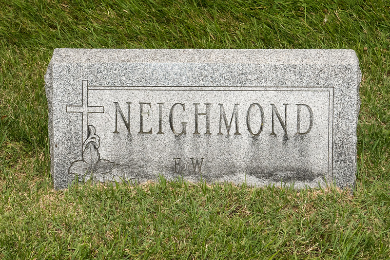 F. Wilbur Neighmond - St. Joseph's Hackensack, NJ