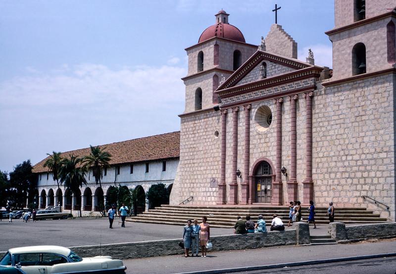 Mission Santa Barbara (1786)