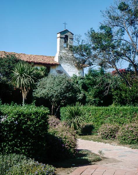 Mission San Juan Capistrano  (1776) - 1964