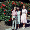 Barry, Aunt Florence & Mom - 1964