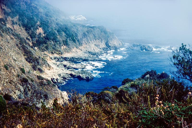 The Big Sur - 1964