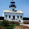 Point Loma lighthouse (1855) - San Diego Bay - 1964