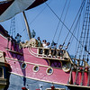 Disneyland - Chicken of the Sea Pirate Ship (L) - 1964