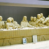 Bible Land - Last Supper by Ted Conibear
