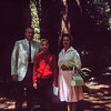 Muir Woods - Dad, Barry & Mom (AF) - 1964