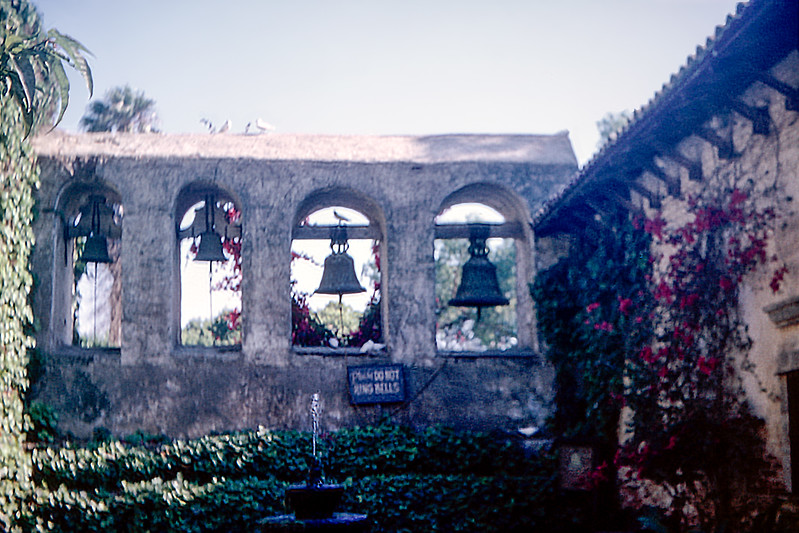 The famous bells of Capistrano - 1964