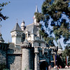 Disneyland - Disney Castle  (L) - July 1964