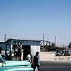 Tijuana Mexico border crossing - 1964