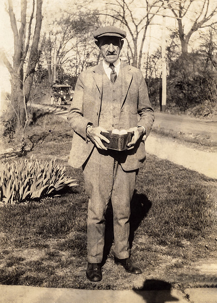 Jeremiah McGrath - Great Grandfather - 1923