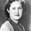 Rita Neighmond high school photo - 1935
