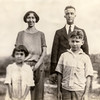 Neighmond family photo - 1922