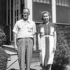 Grandfather Fred & Nana c. 1939