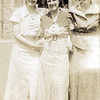 Dot Doolan, Mary Bronde & Ruth McGinnis - June 17, 1934
