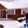 Ringwood - Our first full time house in the Stonetown section - 1982