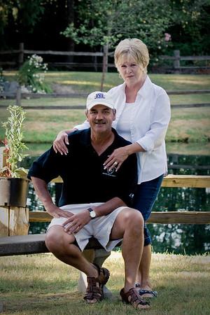 Bill and Deb