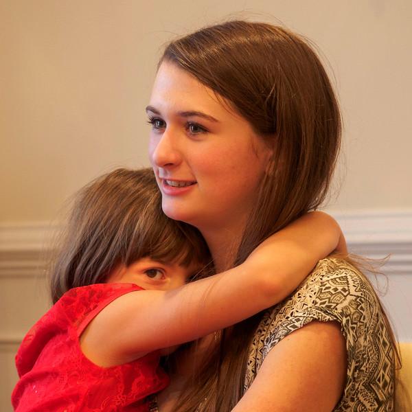 Charlotte and Ashley