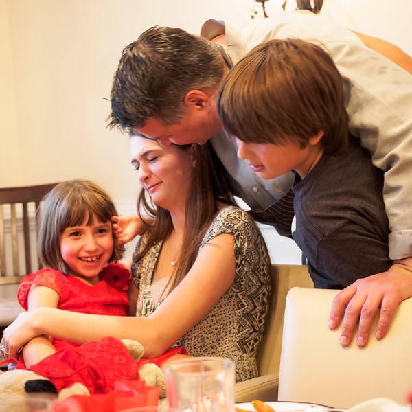 Charlotte, Ashley, Nick, and Nicky