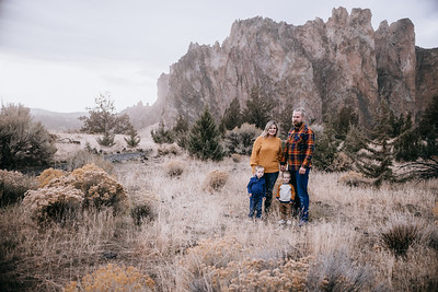 smith rock family session -1