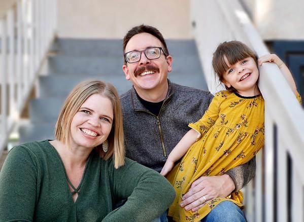 Ashleigh, Eddie, & Willa