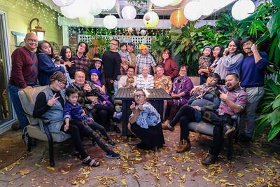 2018 Family Thanksgiving Day Celebration