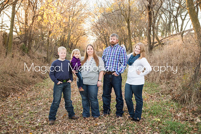 Amber Reginer Family