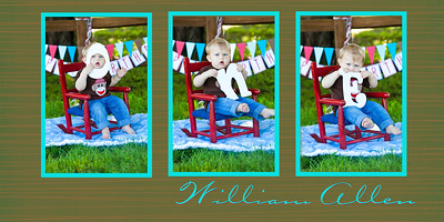 William one year