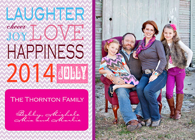 Thornton holiday 2014