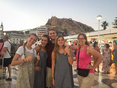 Europe Trip-Aug 2017 (Alicante 4)
